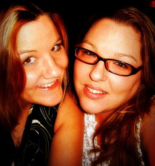 Tina and Jen