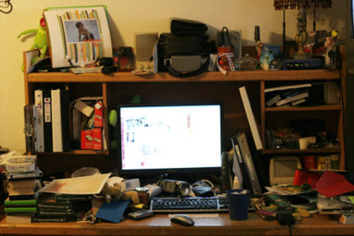 Desk_before